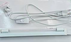 Бактерициднные светильник ДПО Balka 1х10х001 УХЛ4 8Вт. Т5 +шнур