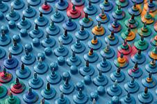 Аплікатор Ляпко Одинарний 6.2, розмір 11,8 x 23,5 см. (Шанс), фото 2