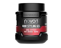 Гель для укладки волос Novon Hair Styling Gel Gum Effect 700 мл