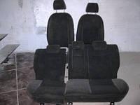 Сидения велюровые, салон, комплект, б.у Форд Фокус 2