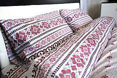 Комплект постельного белья Brettani Семейный 240х220 см (510-red4)