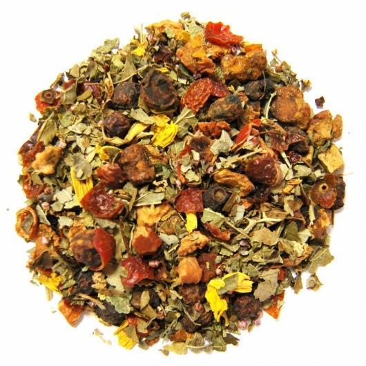 Чай Травяная смесь Енергия жизни крупно листовой Tea Star 50 гр
