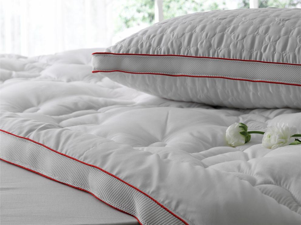Одеяло микрогелевое TAC Clima Warm двуспальное King Size 215х235 см