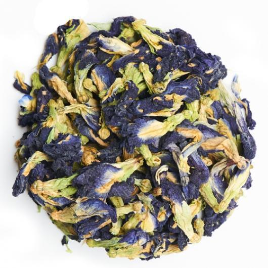 Китайский Синий чай цветы Tea Star   100 гр