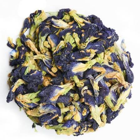 Китайский Синий чай цветы Tea Star   100 гр, фото 2