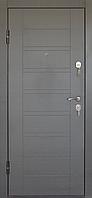 Металлические входные двери ПБ-206 Beнгe cерий