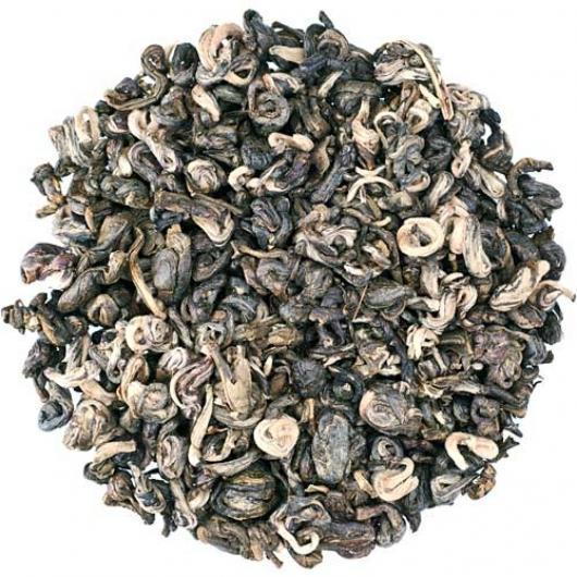 Китайский зеленый Чай Лоу Ча крупно листовой Tea Star 100 гр