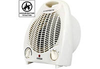 Тепловентилятор для дома Rotex RAS01-H (напольный,настольный,2000Вт,защита от перегрева,индикатор работы)