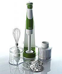 Блендер Gold Kitchen DSP КМ 1037 Бело-зеленый (3920)