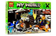 """Конструктор  """"Minecraft"""" (10470) Портал в Край, 571 деталь"""