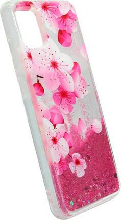Накладка SA A515 pink Sakura аквариум, фото 2