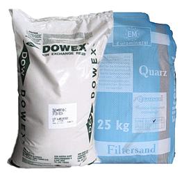 Комплекты Dowex HCR–S/S