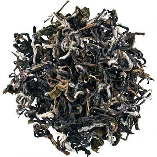 Зелений Розсипний Чай Заварний Зелена Мавпа крупно листовий Tea Star 250 гр