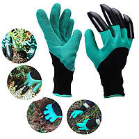 Garden Genie Gloves садовые перчатки с когтями (4505)