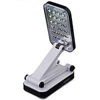 Настільна лампа світлодіодна LED-666 TopWell чорна