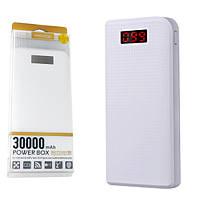 Внешний аккумулятор Power Bank HZ-17 30000mAh Remax Proda Белый