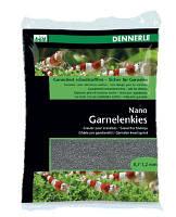 "Грунт для мини-аквариумов Nano Garnelenkies, цвет ""Arkansas Grau"", фракция 0,7-1,2 мм., 2 кг"