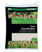 "Грунт для мини-аквариумов Dennerle Nano Garnelenkies, цвет ""Sunda weiß"", фракция 0,7-1,2 мм, 2 кг"