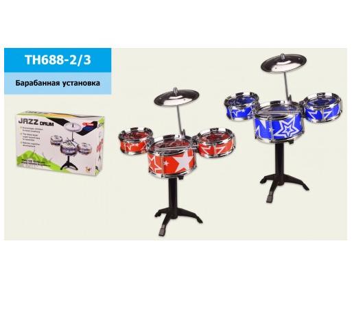 Барабанная установка детская.Игрушечные барабаны для детей.Развивающая музыкальная игрушка барабан.