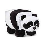 Мягкая игрушка Панда маленькая Minecraft 19 см, фото 2