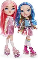 Кукла Пупси слайм Радужная мечта или Розовая фея Poopsie Surprise Rainbow Dream Pixie Rose Реплика