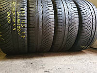 Зимние шины бу 245/45 R17 Michelin