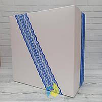 Коробка квадрат 20 x 20 x 10 см