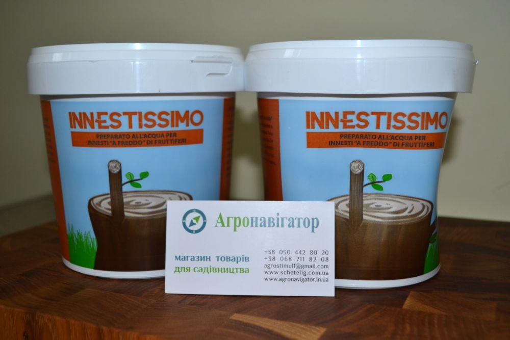 Паста (мастика) для прививки плодовых Innestissimo, 1кг (Италия)