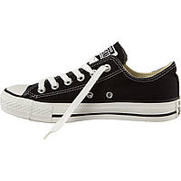 Кеды Converse All Stars Black Low M9166 (черные), фото 1