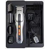 Машинка для стрижки волос Gemei GM 581 Серый (200446), фото 2