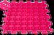 Акупунктурный массажный коврик Лотос 1 элемент, фото 2