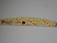 Пилка для нігтів Salon Professional 100/180 (човник)