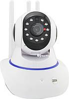 Беспроводная поворотная IP камера WiFi CareCam Q5 306V 2 Мп (14071), фото 1