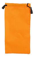 Універсальний м'який чохол для окулярів, телефону та іншого Orange