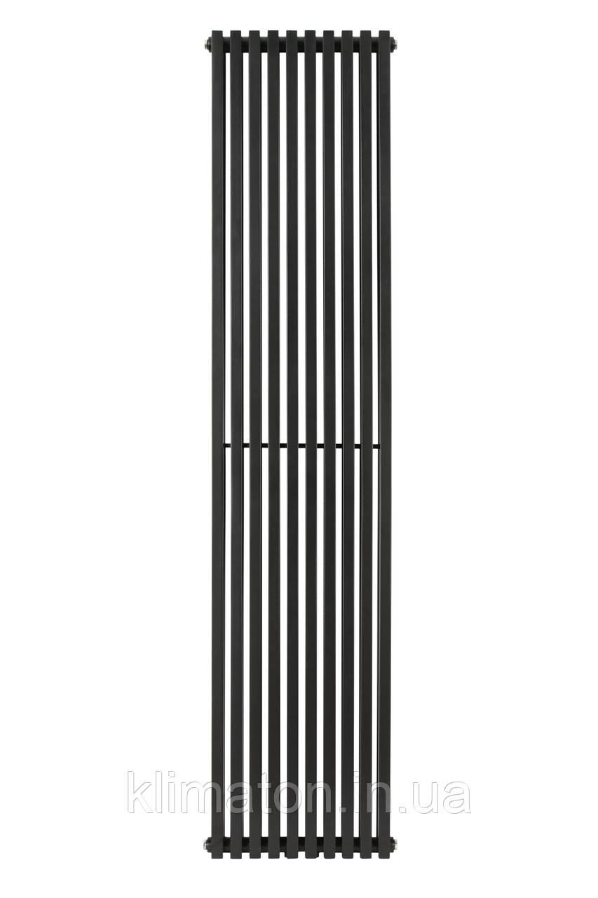 Вертикальный трубчатый радиатор BQ Quantum H-1800 мм, L-405 мм