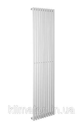 Вертикальный радиатор Praktikum, H-1800 мм, L-387 мм, фото 2