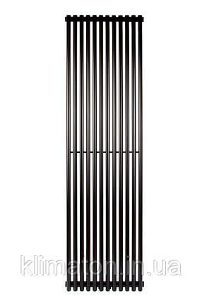 Вертикальный радиатор Praktikum, H-1800 мм, L-463 мм, фото 2