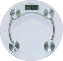 Электронные напольные весы круглые 150 кг