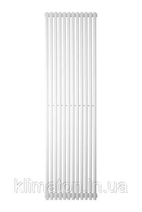 Вертикальный радиатор Praktikum, H-2000 мм, L-501 мм, фото 2