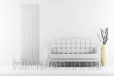 Вертикальный радиатор Praktikum, H-2000 мм, L-501 мм, фото 3