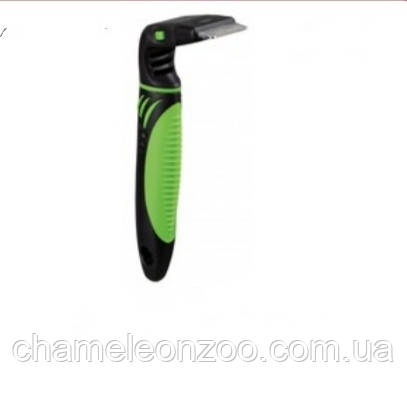 Расческа-триммер Trixie для удаления подшерстка 3.5 х 15 см 24181