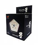 Кубик Рубика QiYi X-Man Megaminx Sculpture Stickerless 8 см (0934C-4), фото 2