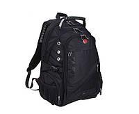 Рюкзак SWISS BAG 8810 Черный (695885105)