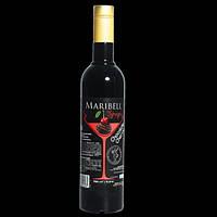 """Шоколадная вишня сироп """"Мaribell""""  0,7л 900гр"""