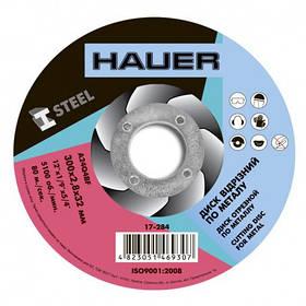 Диск отрезной Hauer по металлу 300 х 2.8 х 32 мм (17-284)