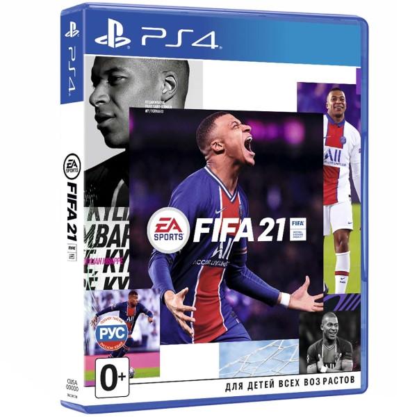 Игра PS4 FIFA 21 для PlayStation 4