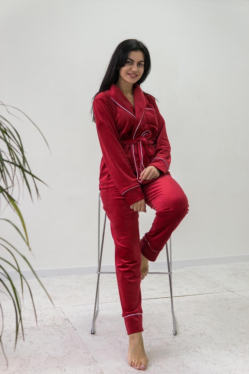 Пижама или домашний костюм
