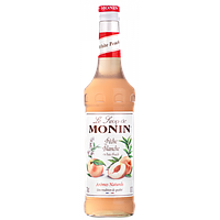 МОНИН Белый персик сироп 0,7л