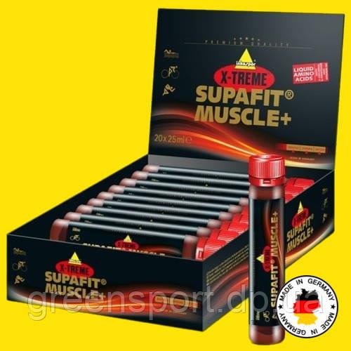Аминокислоты Inkospor Supafit Muscle 20х25 мл Выносливость + восстановление