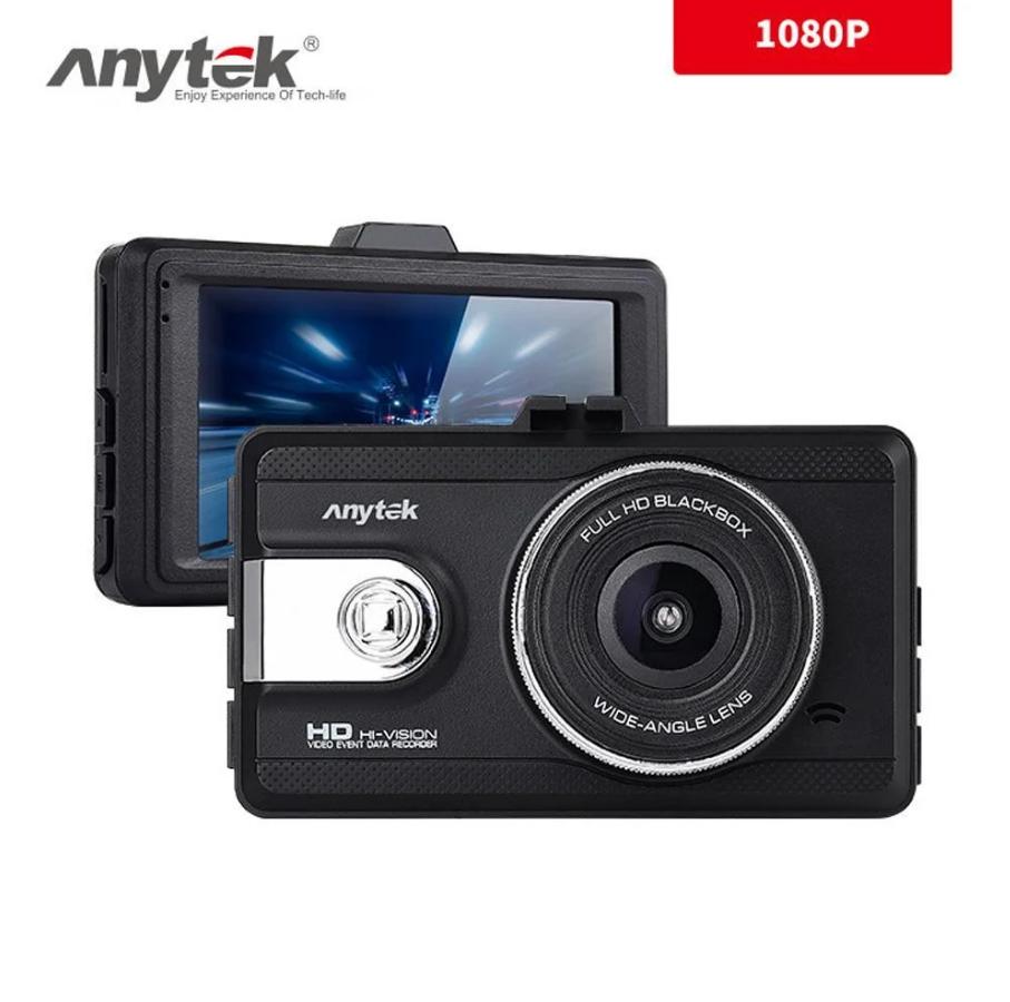 Авторегистратор Anytek Q99P дисплей 3 дюйма HD 1080P